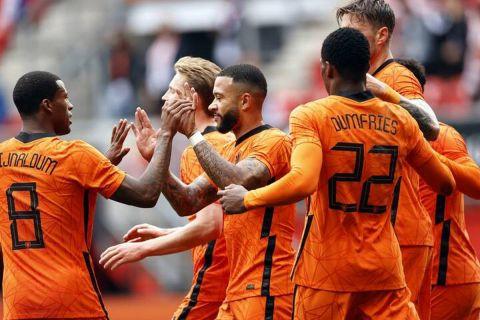 Euro 2020:Ολλανδία - Ουκρανία με 10.000€ εντελώς δωρεάν* στο Stoiximan Master!