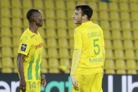Ligue 1: Βήμα παραμονής για τη Ναντ κόντρα στην Τουλούζ του Κουλούρη