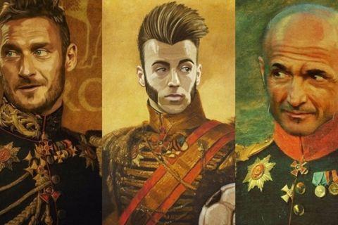 Ρόμα: μία ομάδα έργο τέχνης!