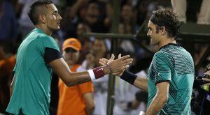 Τένις: Όταν ο Νικ Κύργιος παθαίνει Φέντερερ