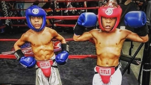 Grandy Twins: Oι δίδυμοι πυγμάχοι που τρελαίνουν κόσμο στα social media