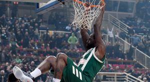 EuroLeague Top-10: Με ιπτάμενο Γκιστ και καθοριστικό Ντατόμε