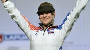 Πέθανε στον τοκετό η πρωταθλήτρια σκοποβολής, Μπομπάνα Βελίτσκοβιτς