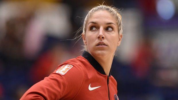 Η Ελίνα Ντέλε Ντον κοιμήθηκε με το τρόπαιο του WNBA