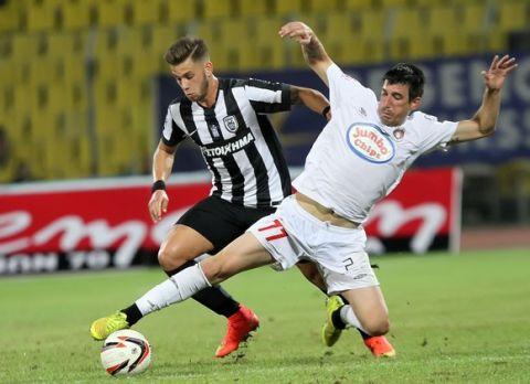 Απόλλων Καλαμαριάς - ΠΑΟΚ 1-0