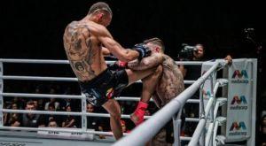Το διαστημικό kickboxing που έπαιξαν Eersel και Holzken στο ONE FC