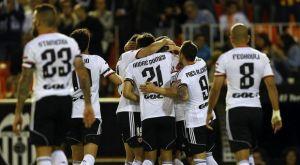 Σε θέση Champions League ξανά η Βαλένθια