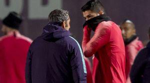 """Μπαρτσελόνα: Ο Σουάρες """"υποκλίθηκε"""" στον Βαλβέρδε"""