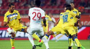 LIVE Streaming: Το φιλικό του Αστέρα με την Feiha FC