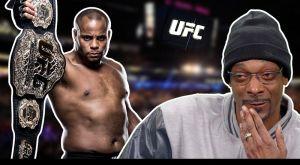 O Snoop Dogg σχολιαστής στο UFC!
