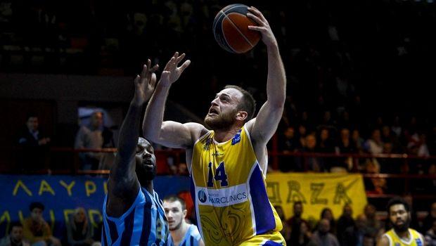 Basket League: Λαύριο εναντίον Κολοσσού για... 31 δευτερόλεπτα