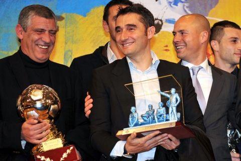 Βραβεύτηκαν οι κορυφαίοι της σεζόν 2010/11