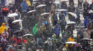 Ο Κυκλώνας «Ζορμπάς» απειλεί τα ματς του Σαββατοκύριακου στην Ελλάδα