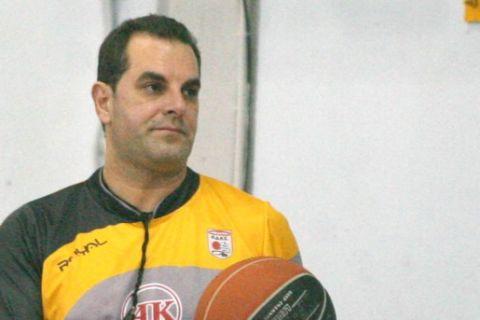 Στο Final Four ο Ηλίας Κορομηλάς