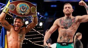 Lomachenko: «Παίζω με τον McGregor για να τον… διδάξω πυγμαχία»