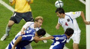 Ο άθλος με την Τσεχία: Το γκολ του Δέλλα σε VIDEO από την κερκίδα!