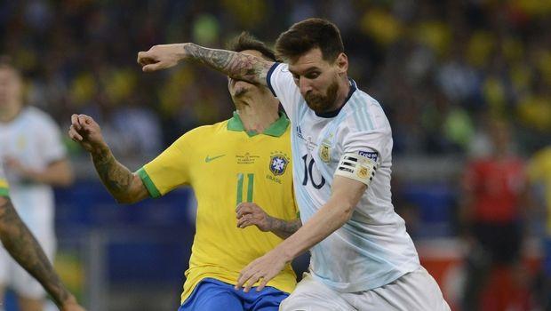 Ο Μέσι επιστρέφει στο Αργεντινή - Βραζιλία