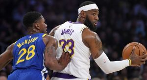 NBA: Με ταχυδακτυλουργικές πάσες του Λεμπρόν το Top-10