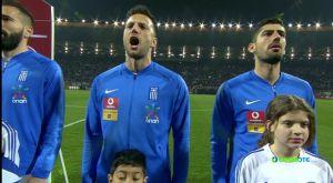 Βοσνία – Ελλάδα: Οι αποδοκιμασίες «σκέπασαν» τον εθνικό μας ύμνο