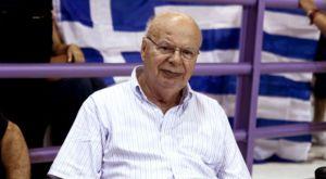 """Βασιλακόπουλος: """"Δίψα στον κόσμο για μπάσκετ"""""""