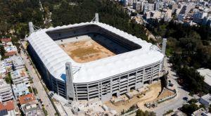 """ΑΕΚ: """"ΟΠΑΠ Arena Αγιά Σοφιά"""" θα ονομαστεί το νέο γήπεδο της Ένωσης"""
