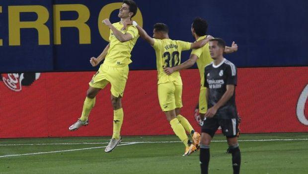 Βιγιαρεάλ - Ρεάλ Μαδρίτης 1-1: Νέα γκέλα για τους μερένγκες