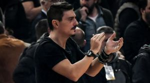 """Δημήτρης Γιαννακόπουλος: """"Συγχαρητήρια γι' αυτό το φανταστικό παιχνίδι"""""""