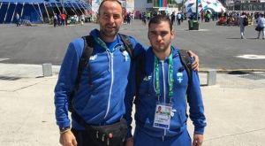 Βατσακλής: «Επιτυχία του Σγουρόπουλου η 5η θέση στο απλό και η 9η στο ομαδικό»
