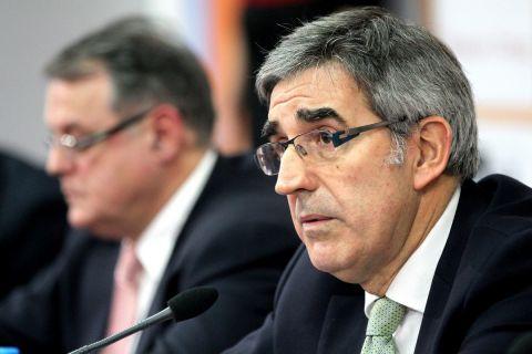 Ο εκτελεστικός διευθυντής της EuroLeague, Ζόρντι Μπερτομέου