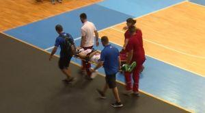 Χάνει το υπόλοιπο του Eurobasket U16 ο Κωστόπουλος