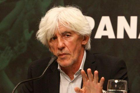 Ο Ιβάν Γιοβάνοβιτς από την πρώτη του συνέντευξη ως τεχνικός του Παναθηναϊκού | 16 Ιουνίου 2021