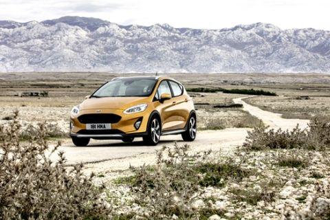 Από 17.244 ευρώ το νέο Ford Fiesta Active