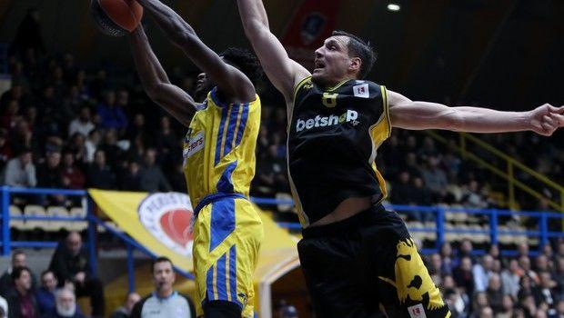 Basketball Champions League: Με Βόννη η ΑΕΚ, με Χάποελ Ιερουσαλήμ το Περιστέρι