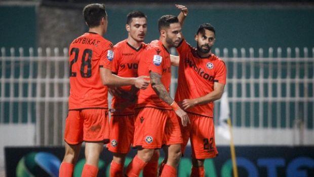 Τρίκαλα - Αστέρας Τρίπολης 0-1: Άνετα στους