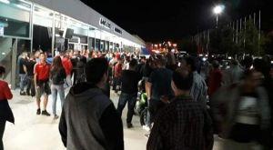 Χαμός στο αεροδρόμιο της Ρόδου: Πάνω από 200 άτομα υποδέχθηκαν τον Διαγόρα