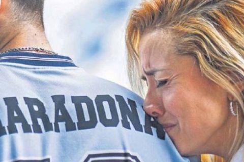 Το πρωτοσέλιδο της As για το τελευταίο αντίο στον Ντιέγκο Μαραντόνα