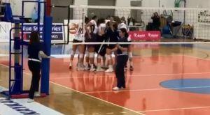 Volleyleague γυναικών: Λάβα ο ΑΟ Θήρας, έκαψε και τον ΠΑΟΚ