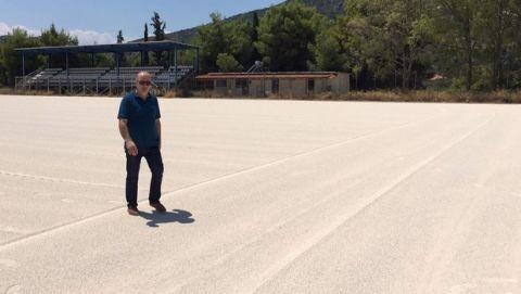 Αργολίδα: Eκσυγχρονίζονται οι αθλητικές εγκαταστάσεις με 4,5 εκατομμύρια ευρώ