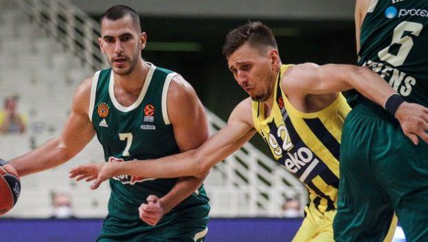 Η κατάταξη της EuroLeague: Ανάσα για τον Παναθηναϊκό, σε αρνητικό ρεκόρ η Φενέρμπαχτσε