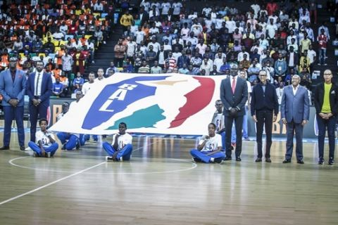 Η συνεργασία FIBA - NBA και το logo της Basket African League