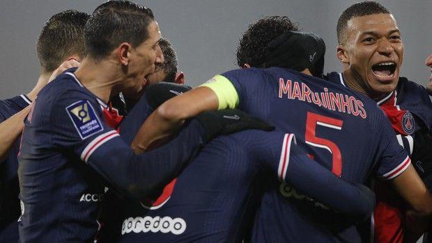 Παρί - Μαρσέιγ 2-1: Πήρε το super cup με Ικάρντι και Νεϊμάρ