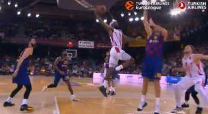 "EuroLeague: Ο Λορέντζο Μπράουν ""πέταξε"" στην κορυφή του Top-10"