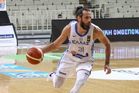 Ο Χάρης Γιαννόπουλος