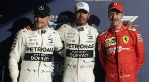 GP Αυστραλίας: «Αέρας» η Mercedes με Χάμιλτον – Μπότας στο 1 και 2