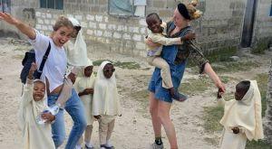 Ταξίδι ανθρωπιάς της Παπαφωτίου στην Ζανζιβάρη