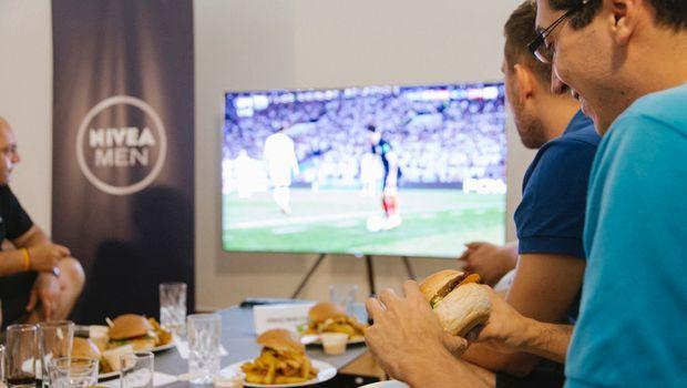 Ώρα τελικού! Γαλλία VS Κροατία με NIVEA MEN
