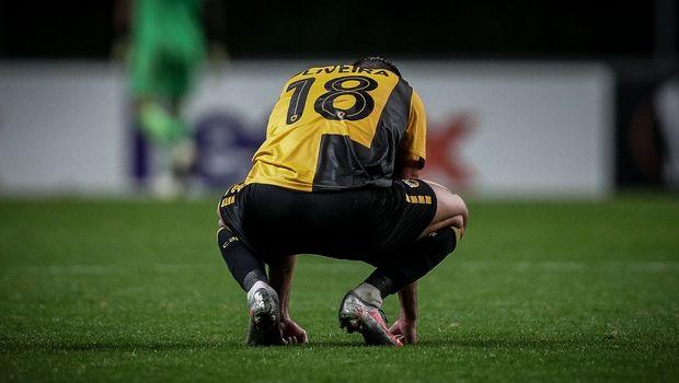 Η πρώτη ήττα της ΑΕΚ μετά από 9 χρόνια και 11 εκτός έδρας ευρωπαϊκά ματς