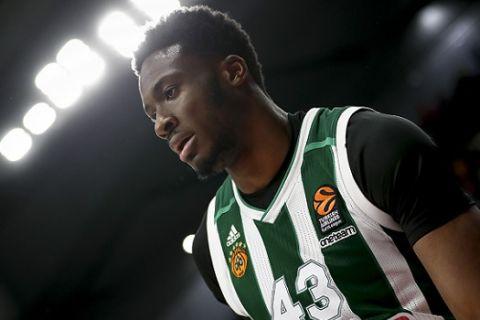Basket League: Πιο θεαματικός ξανά ο Θανάσης Αντετοκούνμπο