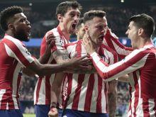 Ατλέτικο Μαδρίτης - Λίβερπουλ 1-0: Ο Σαούλ έδωσε αβαντάζ πρόκρισης στην Ατλέτι