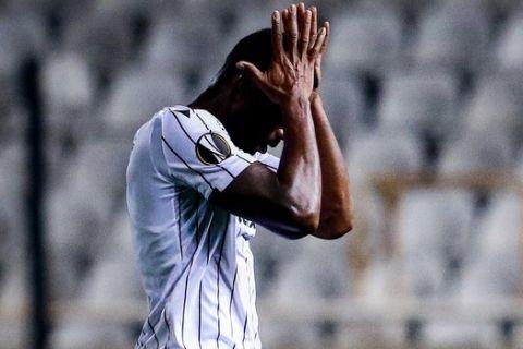 Απογοητευμένος ο Βαρέλα από τον αποκλεισμό του ΠΑΟΚ από το Europa League